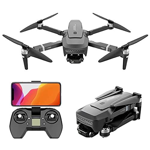 DCLINA Drone GPS con 4K 2 Axis Gimbal Camera 5G WiFi FPV Drone 1KM Distanza Droni Professionali Senza spazzole Quadricottero Follow Me Riconoscimento dei gesti Ritorno con Un Tasto