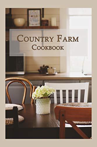 Country Farm Cookbook by [JR Stevens]
