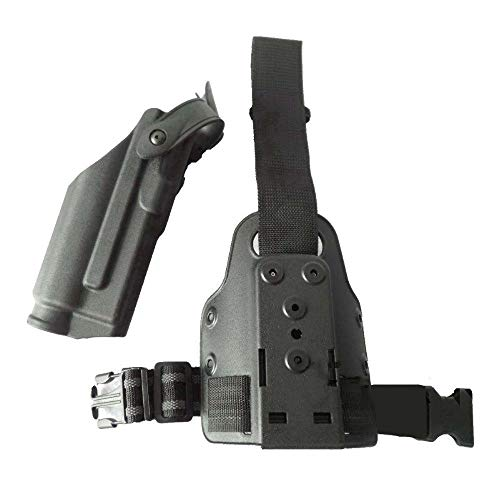 Ace Hunter Quick Release Right Leg Thigh Holster and...
