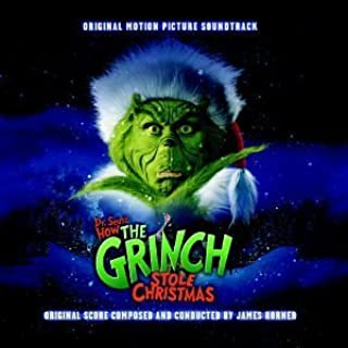 How the Grinch Stole Christmas: Original Motion Picture Soundtrack (2000 Film) by Various Artists (2000-11-07)