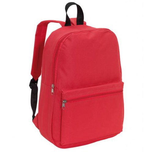 Out Bag Chap Backpack Red