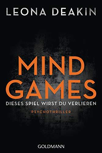 Mind Games: Dieses Spiel wirst du verlieren - Psychothriller (Augusta Bloom 1)