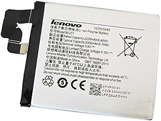 لينوفو بطارية متوافقة مع هواتف خلوية 2 - 2.5 امبير - bl231