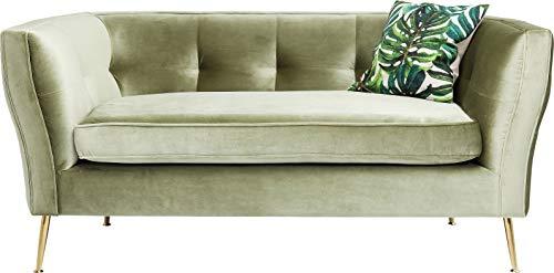 Kare Design Rimini Green 2-Sitzer Sofa, 160 cm