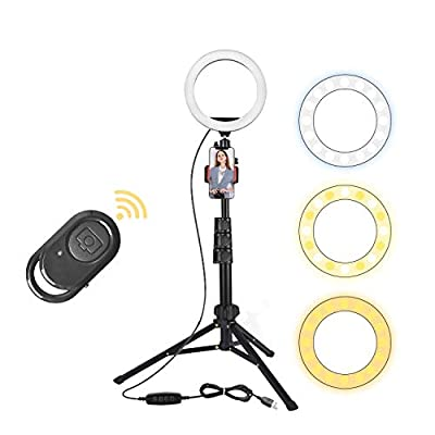 Lights with Stand and Phone Holder 8 Selfie 26022021041215