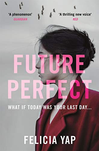 Future Perfect: The Most Exciting High-Concept Novel of the Year by [Felicia Yap]