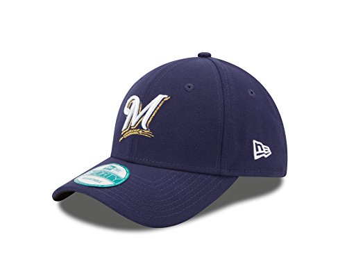 MLB The League Milwaukee Brewers Game 9Forty Adjustable Cap
