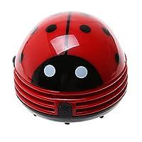 Tragbar und Handheld Design,Entzückende Cartoon Käfer Stil. Handheld ist perfekt,sehr bequem und einfach,geeignet für Bürotisch,Laptop Tastatur. Stromversorgung benötigt 2AA Batterien,Legen Sie die Batterien aus,wenn sie nicht gebraucht werden. Der U...