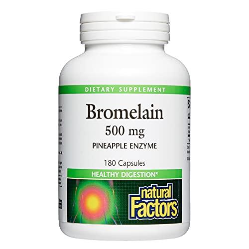 Bromelain (500mg) 180 caps