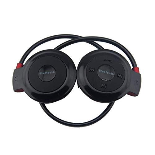 CHUXIANGJIAN Auriculares portátiles Bluetooth 4.0 Deportes inalámbricos Ciclismo Auriculares para Correr Auriculares para Exteriores, Ruido de Llamada Manos Libres Auricular monoaural Auricular