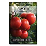 Sow Right Seeds - Homestead Tomato Seed for Planting - Non-GMO...