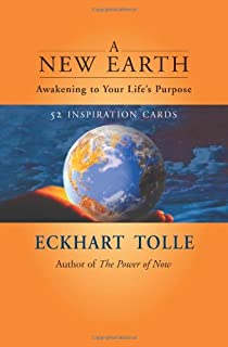 A New Earth Inspiration Deck: Awakening to Your Life's Purpose