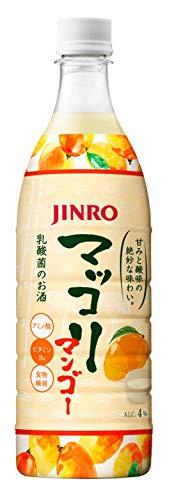 JINRO マッコリマンゴー [ マッコリ 750ml ]