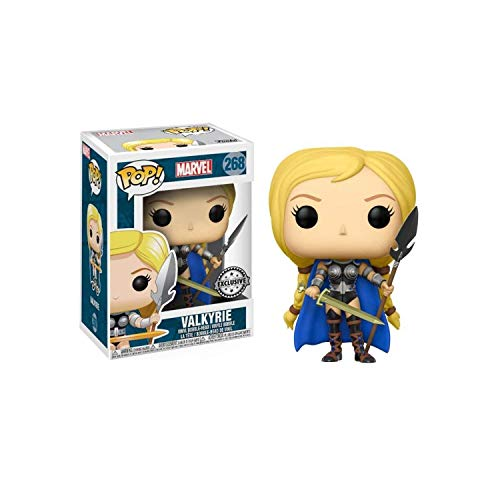 Funko POP! Marvel: Valkyrie Exclusivo