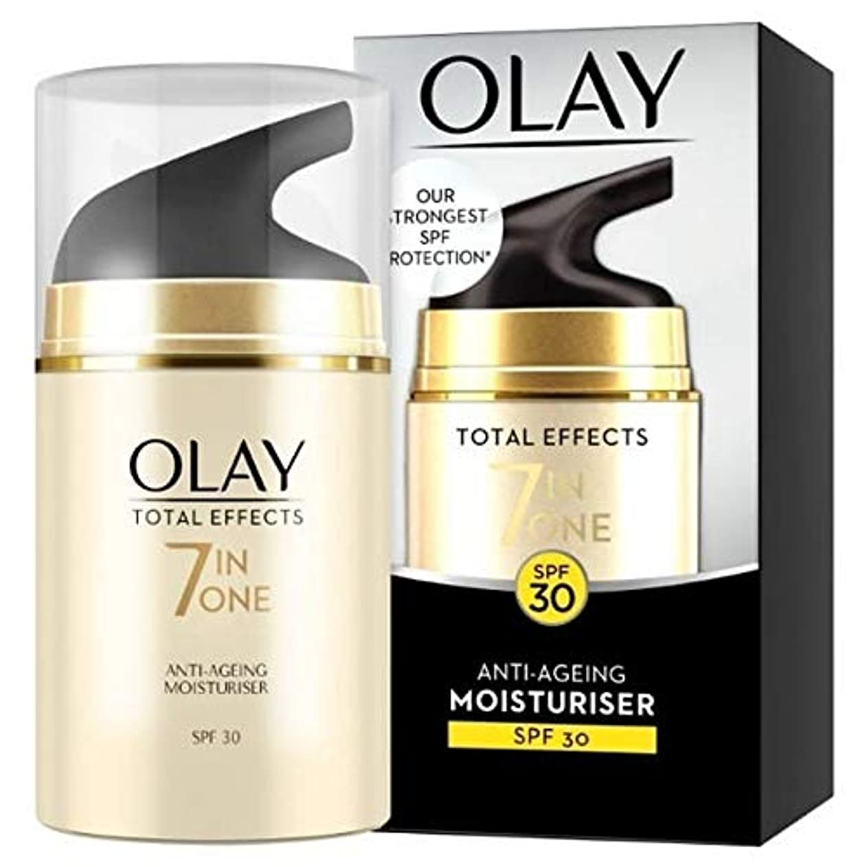 他のバンドで堀スティーブンソン[Olay ] オーレイ総効果保湿Spf 30 50Mlの - Olay Total Effects Moisturiser SPF 30, 50 ml [並行輸入品]
