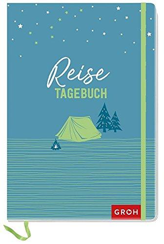 Reisetagebuch (Sternenhimmel): GROH Tagebuch
