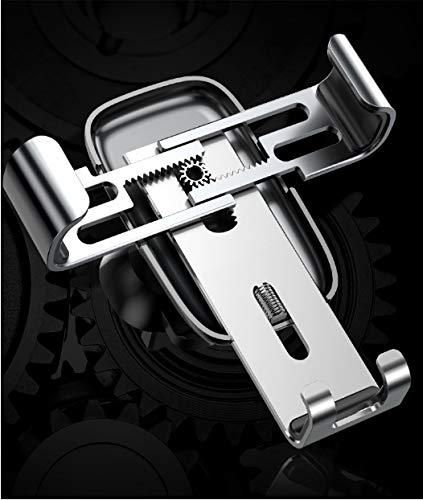 Wbmmctt Metallzeitalter Auto Schwerkraft Halterung Luftauslass Navigation Handy Halterung Autozubehör Universal Creative - 5