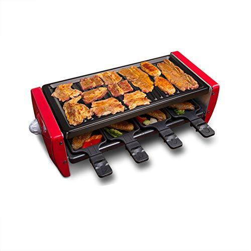 Grille de cuisson Hemoton Pour le four En acier inoxydable la viande et le barbecue
