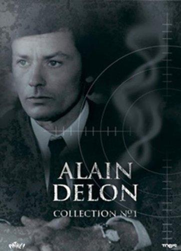 Alain Delon Collection No. 1 (4 DVDs)