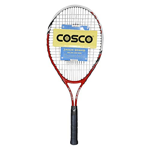 Cosco Drive 25 Tennis Racquet - Red & Black