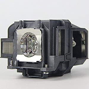 Sekond LP88 / V13H010L88 Replacement Lamp with Housing For Epson PowerLite 955WH 965H 97H 97H S27 W29 Projectors