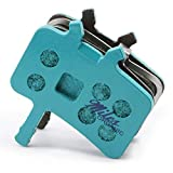 Miles Racing Las Pastillas de Freno - orgánico - Avid Juicy 3, 5, 7, Carbon, Ultimate, BB7