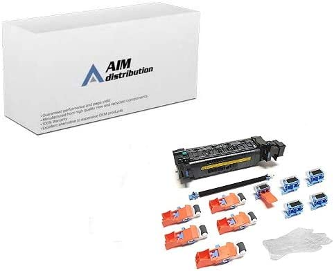 AIM Compatible Replacement for HP Laserjet Enterprise M607DN/M607N/M608DN/M608N/M608X/M609DN/M609X 110V Maintenance Kit (225000 Page Yield) (L0H24A)
