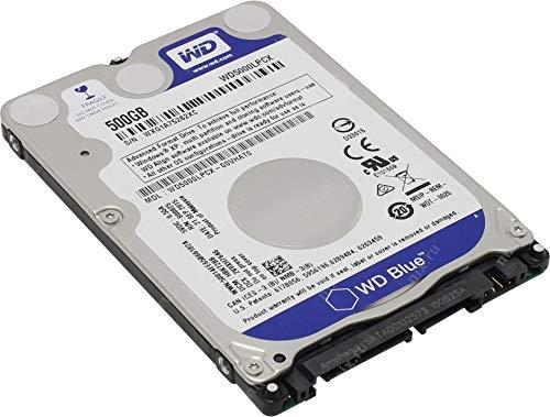 Western Digital Hard Disk 500GB 2.5 SATA (Ricondizionato)