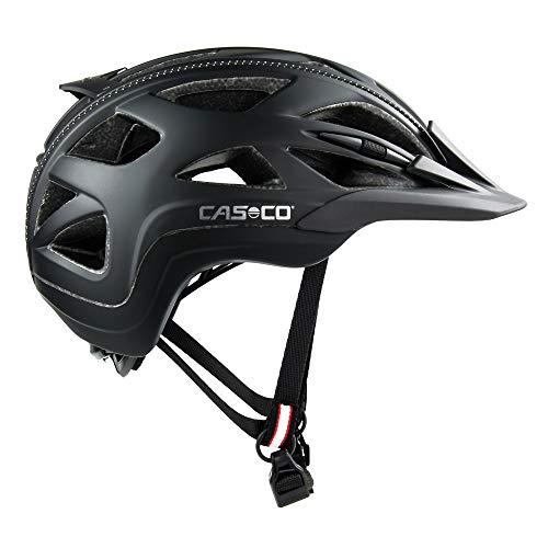 Casco Activ 2 Fahrradhelm Erwachsene Radhelm schwarz matt 58-62 cm (L)