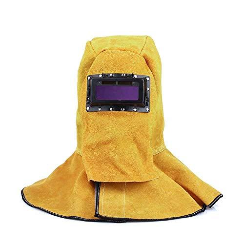 Casco de soldadura, Filtro Lente Hood Soldadura Casco Solar Auto Darkening Protector Cap Eye Shield Soldador Gafas,gafas protectoras