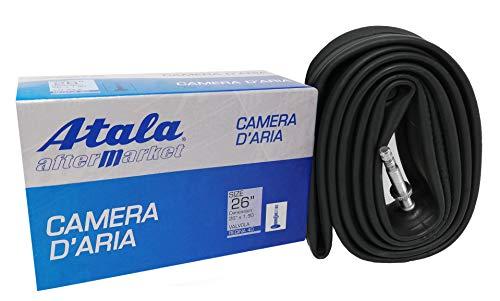 Camera d'Aria 26'' x 1.90 per Biciclette - Bici Valvola Regina 40mm (Italiana)
