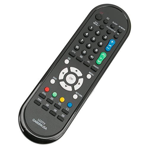 ALLIMITY GA608WJSA sostituzione telecomando per Sharp Aquos TV LC-24LE210E LC-24LE220E LC-19D1E-WH LC-32LE220E LC-32FH510E LC-32DH500S LC-32LB220E RRMC-GA608WJSA LC-19D1E LC-19D1E-BK
