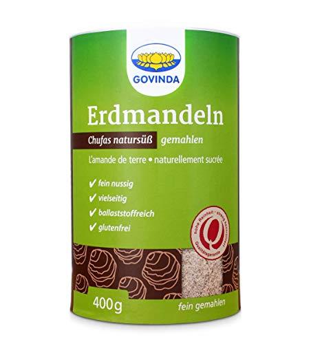 Govinda - Bio Erdmandeln gemahlen - 400 g