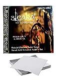 SIGARA-The Hookah Shop- Silver Hookah Foil Papers/Aluminium Foil for Hookah/Shisha 50Pc. (Free Foil Pin Inside) hookah coals Apr, 2021