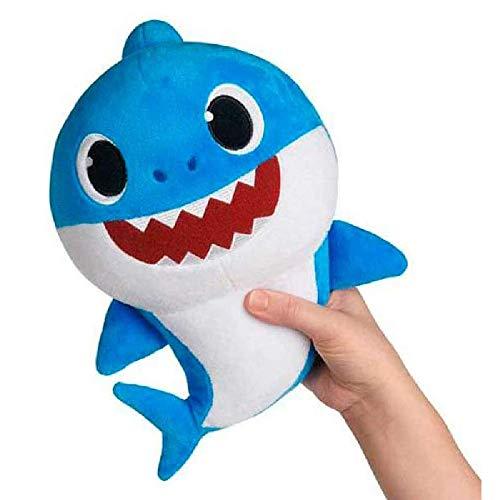 Baby Shark - Peluche Musical Daddy Shark
