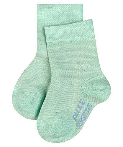 FALKE Unisex Baby Sensitive B SO Socken, türkis (Mint 7620), 50-56