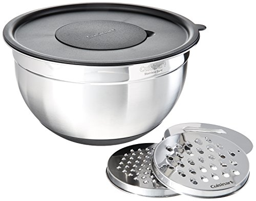 Cuisinart Mixing Bowl with Graters