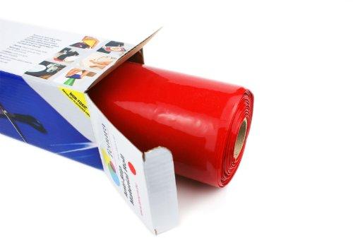 maddak shelf liners Maddak Tenura Red Silicone Non-Slip Roll, 3-1/5' Length x 11-4/5