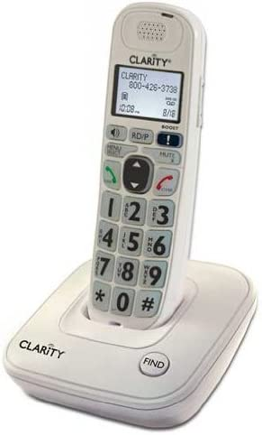 Clarity D704 DECT 6 0 Amplified Cordless Phone 1 Year Warranty product image