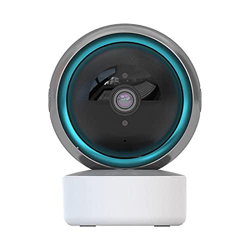 Cámara oculta inteligente con detección de movimiento, 1080P Full Alta Definición Mini Cámara Espía de Seguridad Inalámbrica Cámara Interior para Vigilancia en el Hogar Trabajo con Alexa y Google