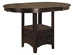 Round Oval Table For Tall People