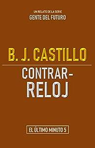 Contrarreloj par B.J. Castillo