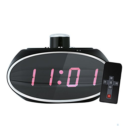 Reloj Espía de mesita con Camara Oculta rotativa 330º y deteccion de Movimiento SEM-34