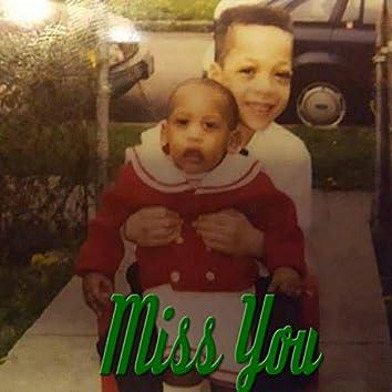 Miss You (feat. Ligahde & Russell Wareham)