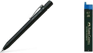 12 unidades Gris 2B Portaminas 0.7mm 0.7 mm Faber-Castell 131287 Minas 120702