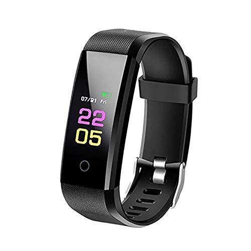 Uniguardian Smartwatch Smart Watch Fitness Monitor Monitor Calorie Contapassi Orologio per Bambini Donne Uomo con Schermo a Colori Smart Watch Smartwatch