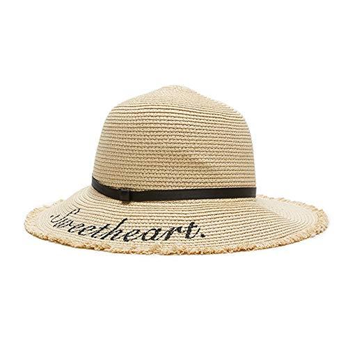 Ping BU Qing Yun Luz de Colores-Sombreros-Verano de Las señoras Sombreros de...