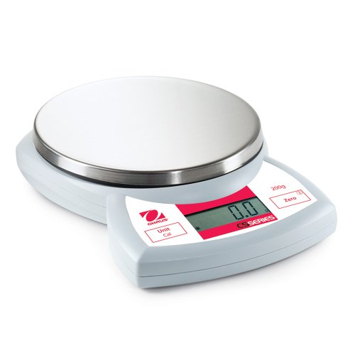 Ohaus CS5000P Compact Scale, 5000g Capacity and 1g Readability, with U.S. Postal Chart