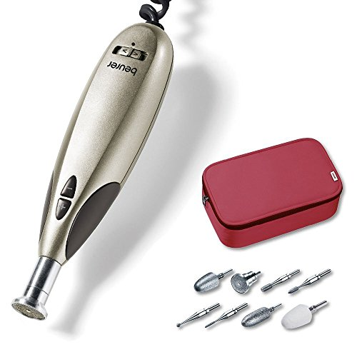 Beurer MP60 On Pack - Set de manicura y pedicura profesional