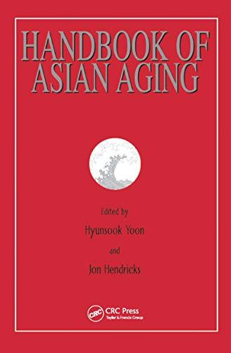 Handbook of Asian Aging (English Edition)